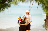 family trip to turks and caicos
