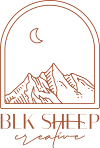 BLK Sheep Creative Logo