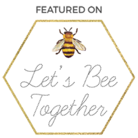 "Featured on ""Let's Bee Together"" Icon"
