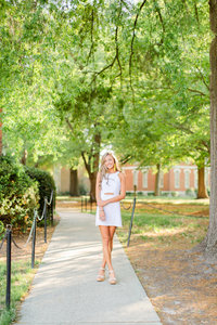 University of Virginia Senior