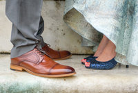 Baltimore Wedding Photographer - Shoes