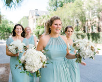 Charleston Wedding Bridesmaid