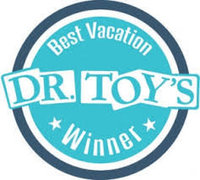 Dr. Toy 's Best Vacation Product Winner