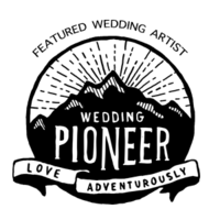 Wedding Pioneer Badge