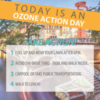 Ozone Action Day 2 - IG 1280 x 1280