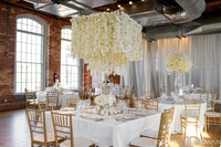 Glam Gold & White Wedding Gallery