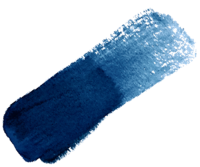 Blue-brush
