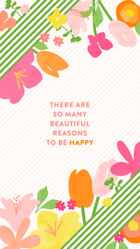 Be Happy - Phone Free Lockscreens - Amber Housley - 14