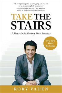Take teh Stairs Rory Vaden Book