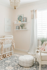 Baby Girl Nursery Pretty Smitten-12