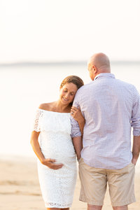 cape cod maternity photography