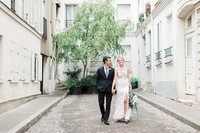 Paris wedding photographed by Alicia Yarrish Photography