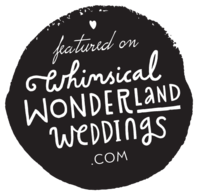 The Stars Inside - Featured on Whimsical Wonderland Weddings