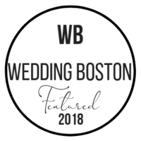 Featured in Wedding Boston WB