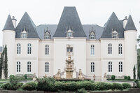 Chateau Cocomar Wedding Venue