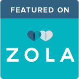 Leidy & Josh, Grand Rapids wedding photographers featured on Zola Weddings.