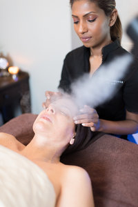 Woodhouse Day Spa Facial Treatment