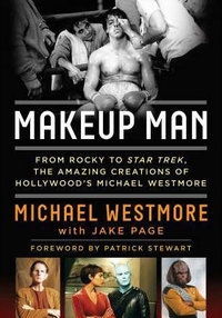 Makeup Man book