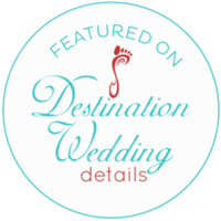 FeaturedonDestinationWeddingDetailsbadge