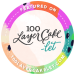 100 layer cake-let logo Kelley Cannon Events