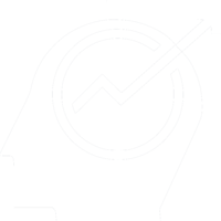 Strategy to Action Icon White