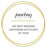 Junebug Best Wedding IG Accounts