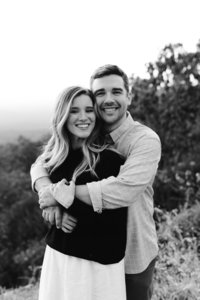 Cheaha State Park Engagement Session Maddie Moore Photography
