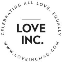 Featured on Love Inc Mag badge