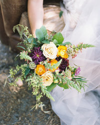 Charleston Wedding Floral Boquet