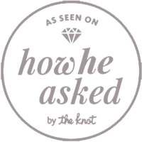 how he asked logo