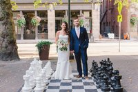 Axis Pioneer Square Seattle Wedding Planner