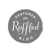 ruffled blog logo