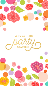 party-started-iPhone-wallpaper
