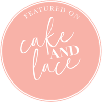 Cake and Lace Button