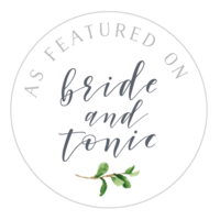 The Stars Inside - Featured on Bride and Tonic