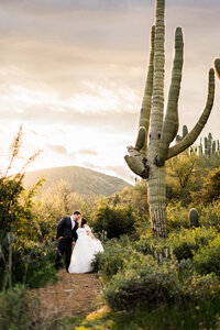 Arizona Wedding In Cave Creek - Atlas Rose Photography AZ01