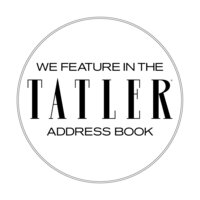 Tatler Address Book - White