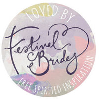 Featured on Festival Bride