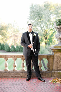 Old Westbury Gardens Wedding - Stephanie & Ronny - 02