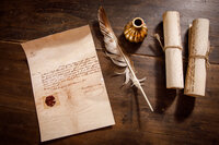 Quill and Letter