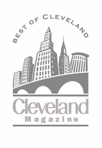 Best of Cleveland Logo Grey