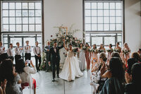 Pipe-Shop-Wedding-Vancouver-Wedding-Planner-Sweetheart-Events-Recessional-Moment