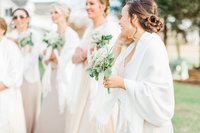 Bridesmaids and Bouquets in Louisville Ohio
