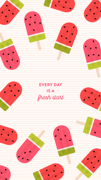 Every+Day+Fresh+Start+iPhone+Wallpaper