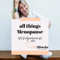 Menopause with Mpowder
