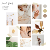 Mood Board Template