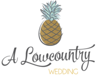Low Country Wedding Badge