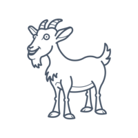 BubblesFoamFarm_Logo_GoatOnly_FINAL