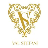 val stefani wedding dress blog