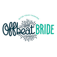 Featured on Offbeat Bride badge